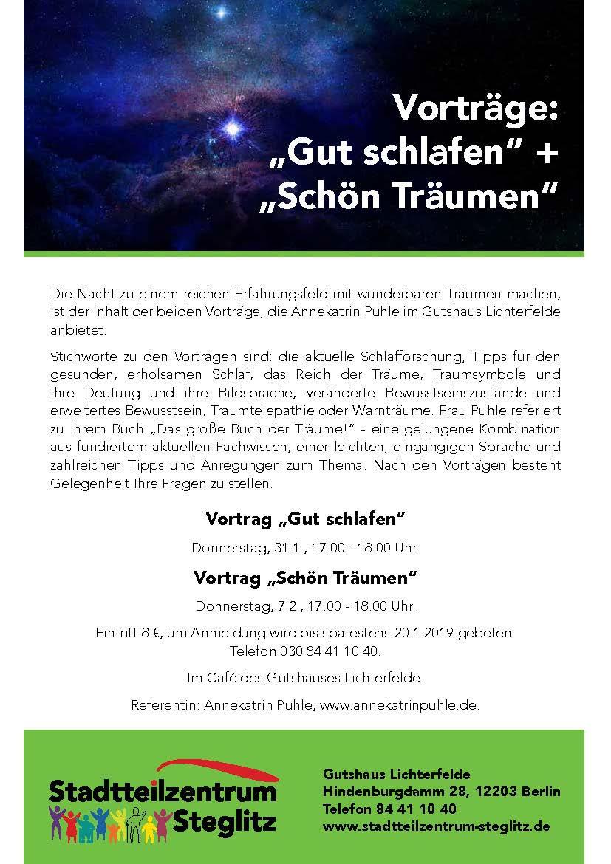 Flyer Gutshaus 2019